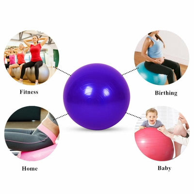 Yoga Exercise Ball - FitandSpired