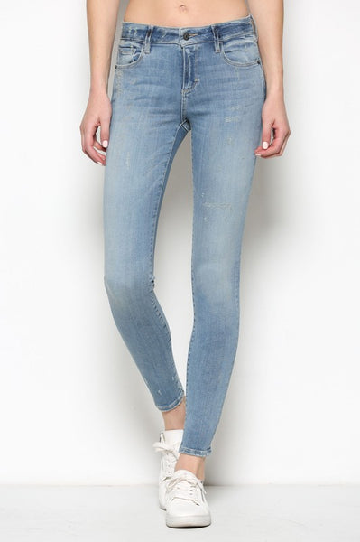 Hidden Jeans Amelia Skinny Light Wash - Thought Process Boutique