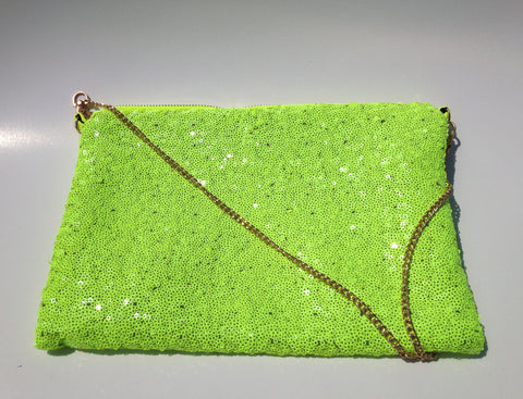 Oversized Sequin Clutch - Thought Process Boutique
