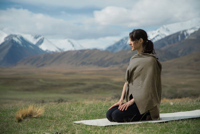 Natural, luxurious, and sustainable: The Yolana Practice Mat