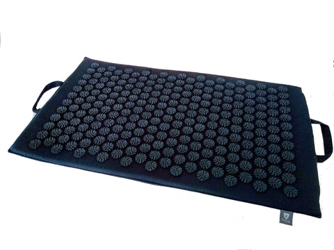 Tribe Acupressure Mat - laying flat | Eco Yoga Store