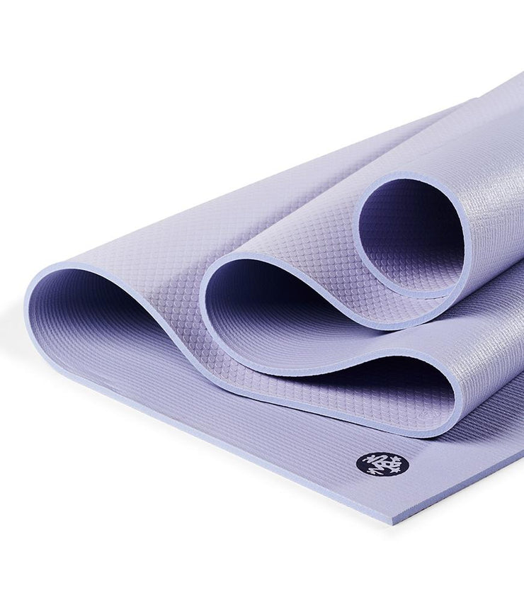 Manduka PRO 6mm Yoga Mat - Cosmic Sky - folded | Eco Yoga Store