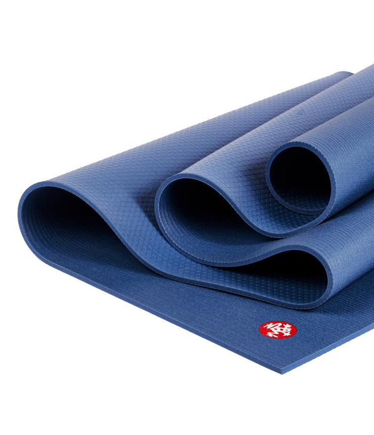 Manduka PRO 6mm Yoga Mat - Odyssey - folded | Eco Yoga Store