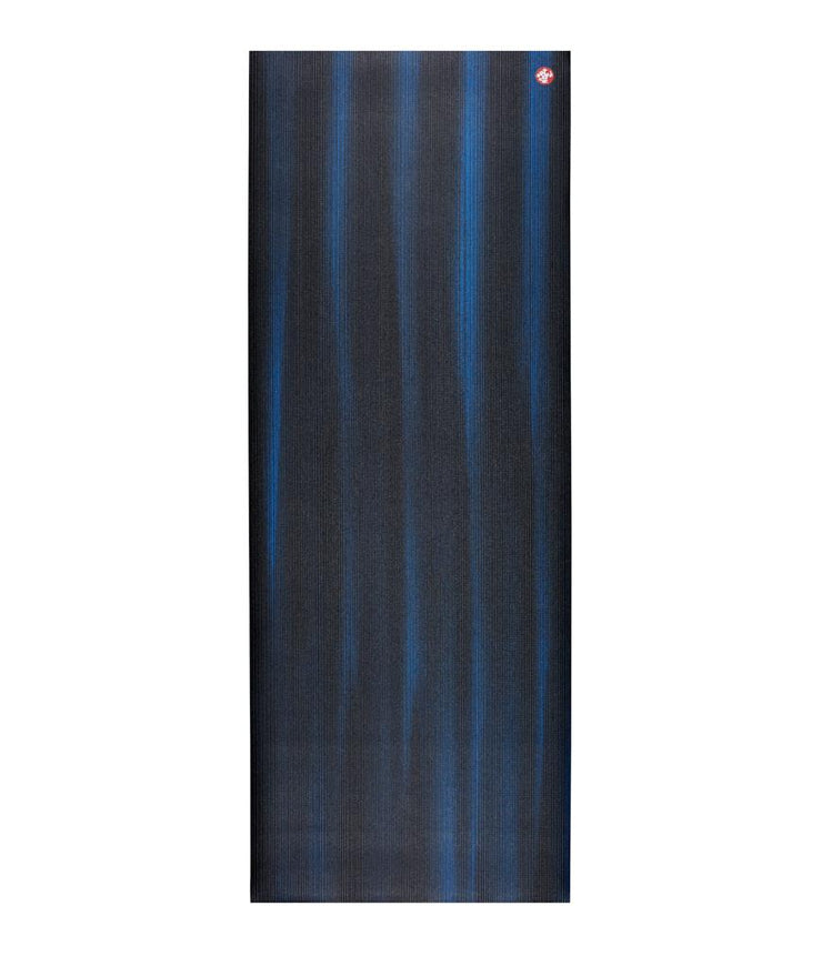 Manduka PRO 6mm Yoga Mat - Blue Sky Colour Fields - unfurled | Eco Yoga Store