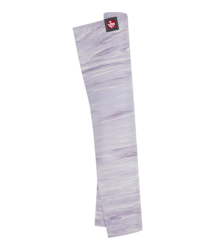 Manduka eKO Superlite 1.5mm Yoga Mat - Cosmic Sky Marbled - rolled vertical | Eco Yoga Store