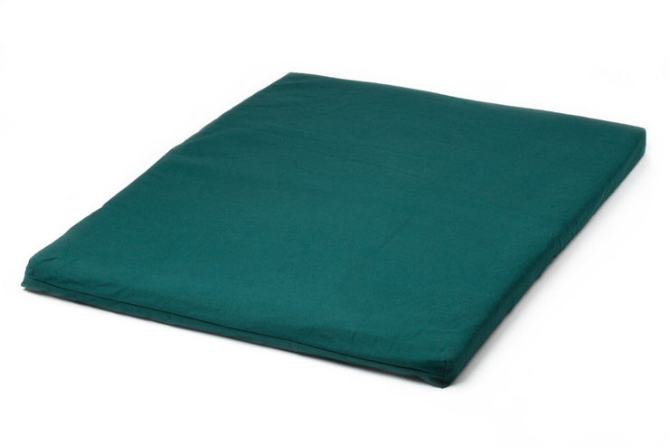 TRIBE - Zabuton Meditation Mat - Deep Forest | Eco Yoga Store
