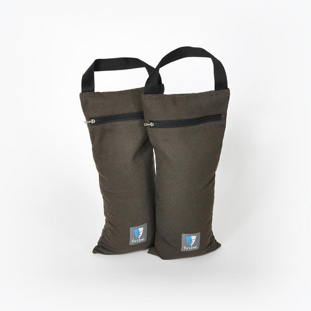 TRIBE Sand Bag - pair - side by side | Eco Yoga Store