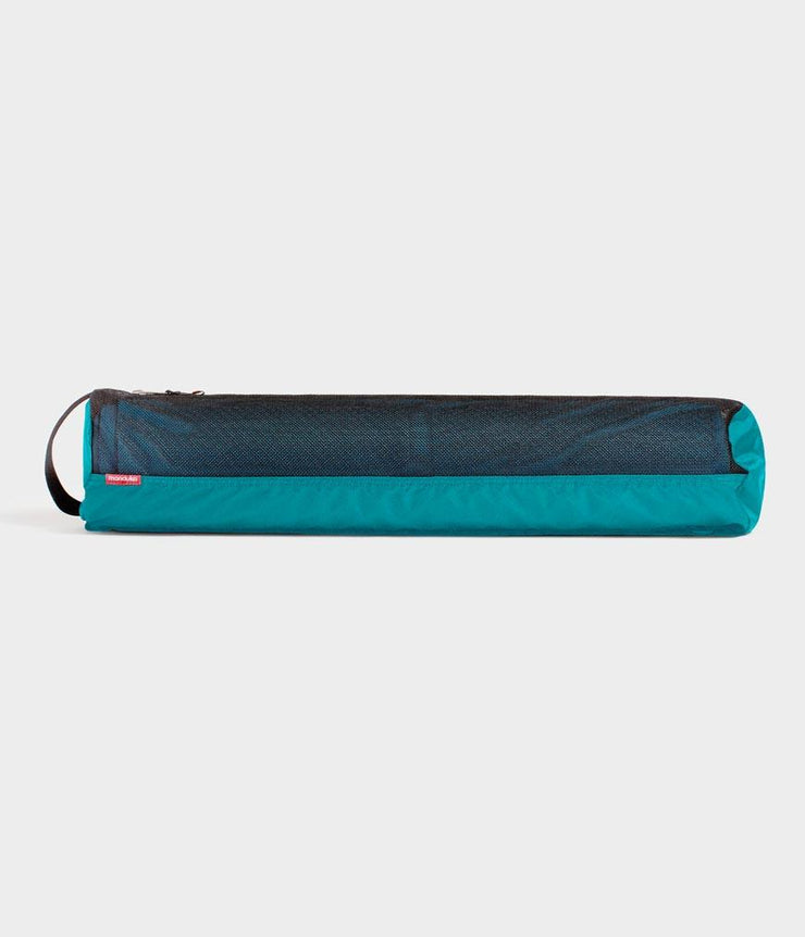 Manduka Breathe Easy Yoga Mat Bag - Harbour - Horizontal | Eco Yoga Store