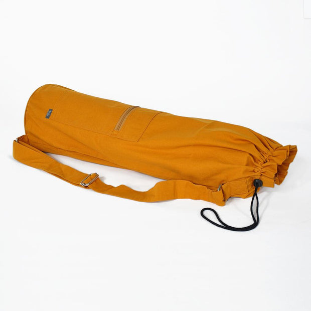 TRIBE Carry On Yoga Mat Bag - Gold | Eco Yoga Store