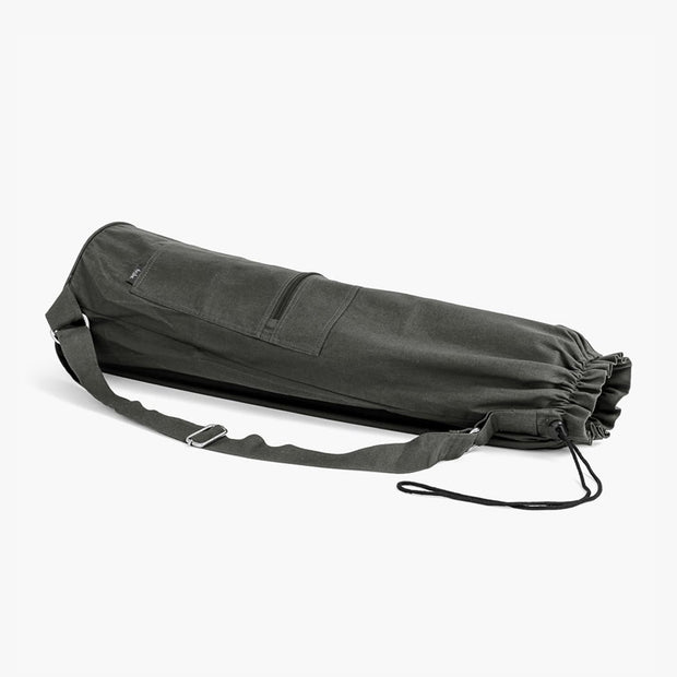 TRIBE Carry On Yoga Mat Bag - Storm | Eco Yoga Store