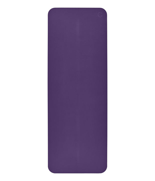 Manduka Begin Mat 5mm Yoga Mat - Magic - lying flat | Eco Yoga Store