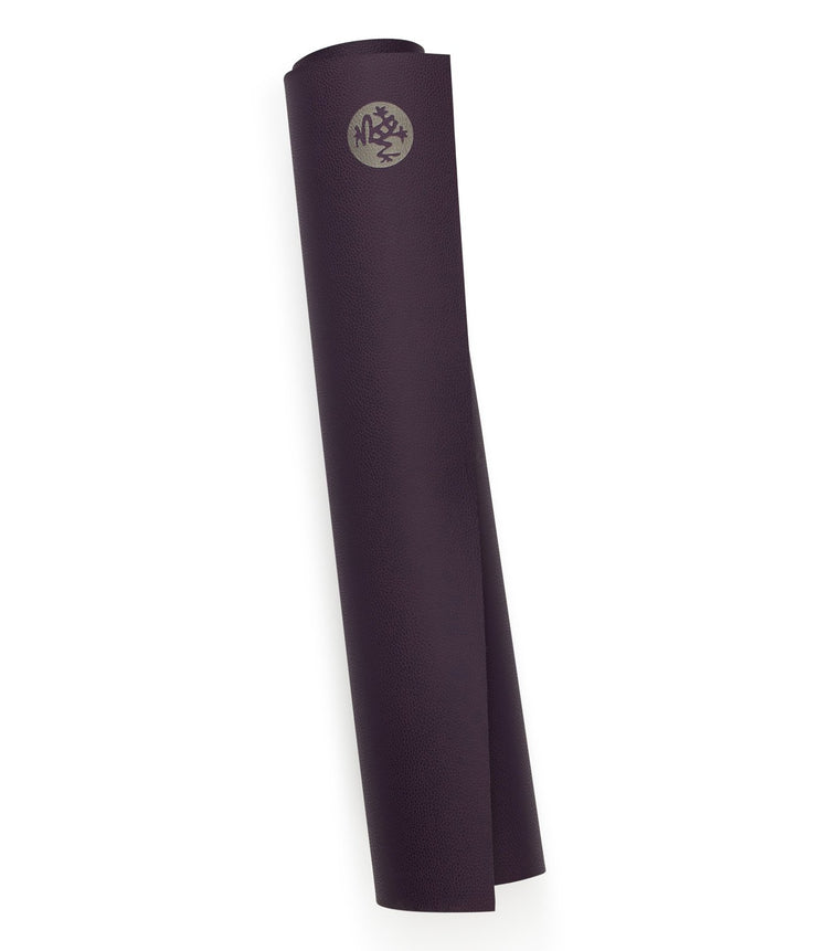 Manduka GRP Lite 4mm Hot Yoga Mat - Magic - rolled | Eco Yoga Store