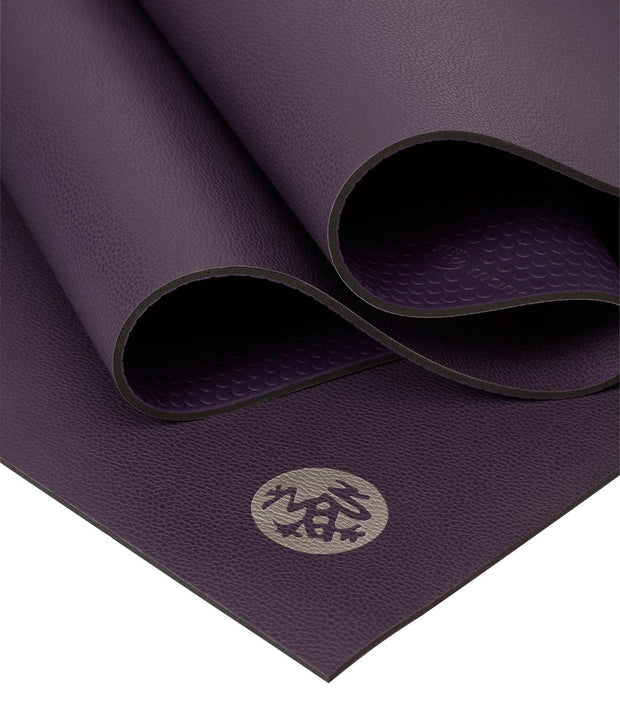 Manduka GRP Lite 4mm Hot Yoga Mat - Magic - folded | Eco Yoga Store