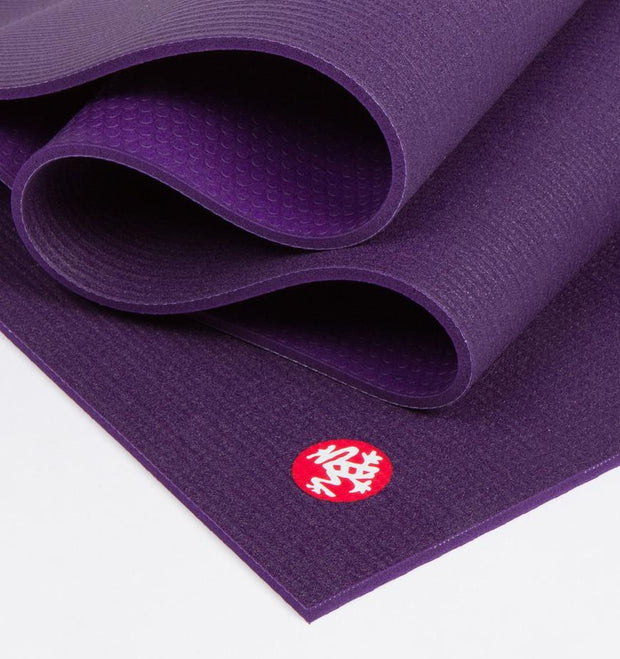 Manduka PRO 6mm Extra Long - Magic - folded | Eco Yoga Store
