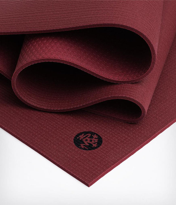 Manduka PRO 6mm Extra Long - Verve - folded | Eco Yoga Store