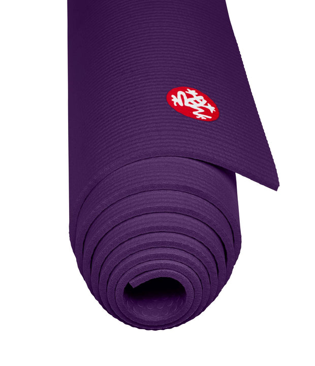Manduka PROLite 5mm - Magic - rolled end on | Eco Yoga Store