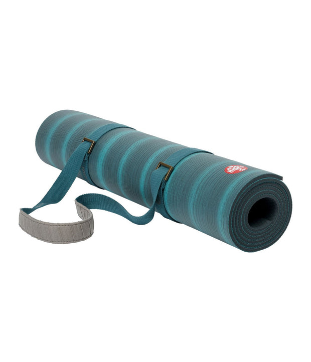 Manduka Commuter Mat Carrier - Sage - around a yoga mat | Eco Yoga Store