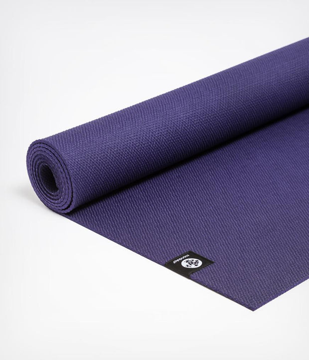 Manduka X 5mm Yoga Mat - Magic - Semi unfurled | Eco Yoga Store