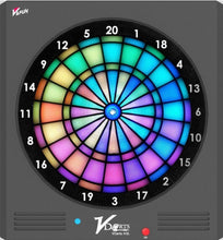Load image into Gallery viewer, VDarts Electronic Dartboard Front