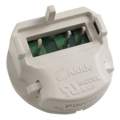 Kidde KA-F Smoke Detector Quick Convert Adapter from Firex to