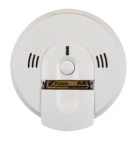 Kidde KN-COSM-BA Carbon Monoxide & Smoke Detector, Battery Powered Talking