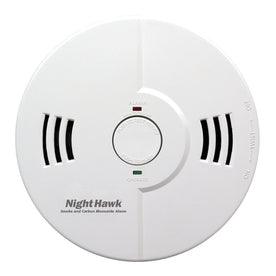 Kidde KN-COSM-XRT-B Carbon Monoxide & Smoke Detector, 9V 2 AA Battery Powered w/Talking & Intelligent Fire Sensing
