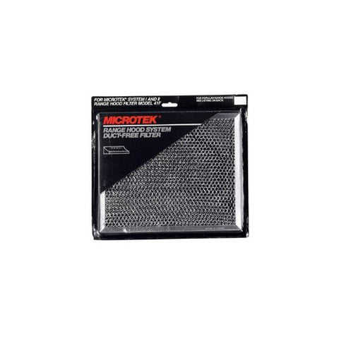 Broan-Nutone 41F Replacement Filter, Non-Ducted.