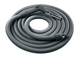 Broan-Nutone CH235 Central Vacuum Low Voltage Crushproof Hose — 30' features swivel handle.