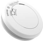 brk prc710b smoke carbon monoxide alarm 10yr sealed lithium battery powered photoelectric
