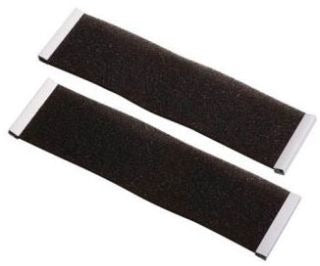 Broan-Nutone ACCGSFF2 HRV Core Foam Filters (Two Pieces).