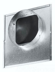 "Broan-Nutone 981L In-line Adapter, 8"" rd. for 200/ 250/300 CFM ceiling mount models."