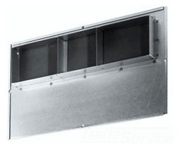 "Broan-Nutone 982L In-line Adapter, 4-1/2"" x 18-1/2"" for 400/500/ 700 CFM ceiling mount models."