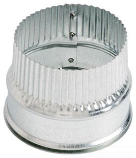 "Broan-Nutone DC4 4"" Duct Collar. For use with Models 636/636AL for easy attachment of 4"" round duct."