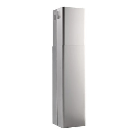 "Broan-Nutone FXNE59SS 10 "" Flue Extention for EI59 Range Hoods"