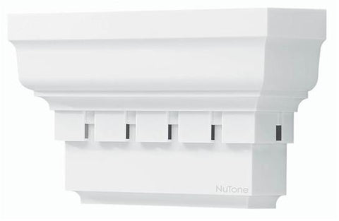 Broan-Nutone LA139WH Chime, White 2 Note