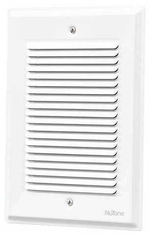 Broan-Nutone LA14WH Chime, White 2 Note Built-In