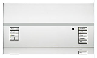 Lutron QSGFP-1TWH QSG MATTE COVER 1 SHADE