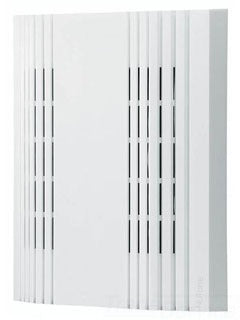 Broan-Nutone LA107WH Chimes, White, Two-Note; Wired or Wireless, 16V Transformer.
