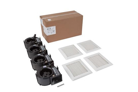 Broan-Nutone AN110F NUTONE INVENT FAN FINISH PACK 110CFM 3.0 SONES