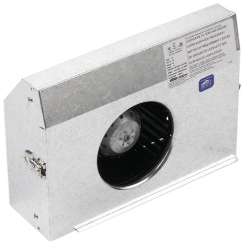 "Broan-Nutone P5 Internal Blower, 64000 Series, 500 CFM, RMIP insert. 3-1/4"" x 10"" duct size at discharge. 120V / 60 Hz."