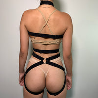 Stone Fox Bondage Jane Full Body Harness - Intamo Pleasurables