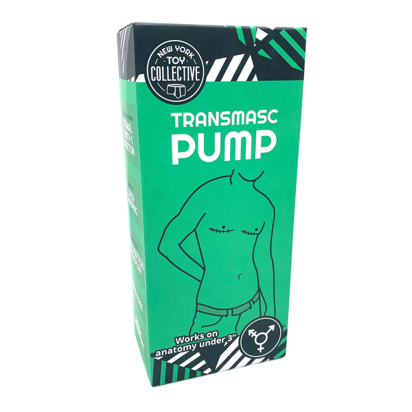 New York Toy Collective Trans Masc Pump - Intamo Pleasurables