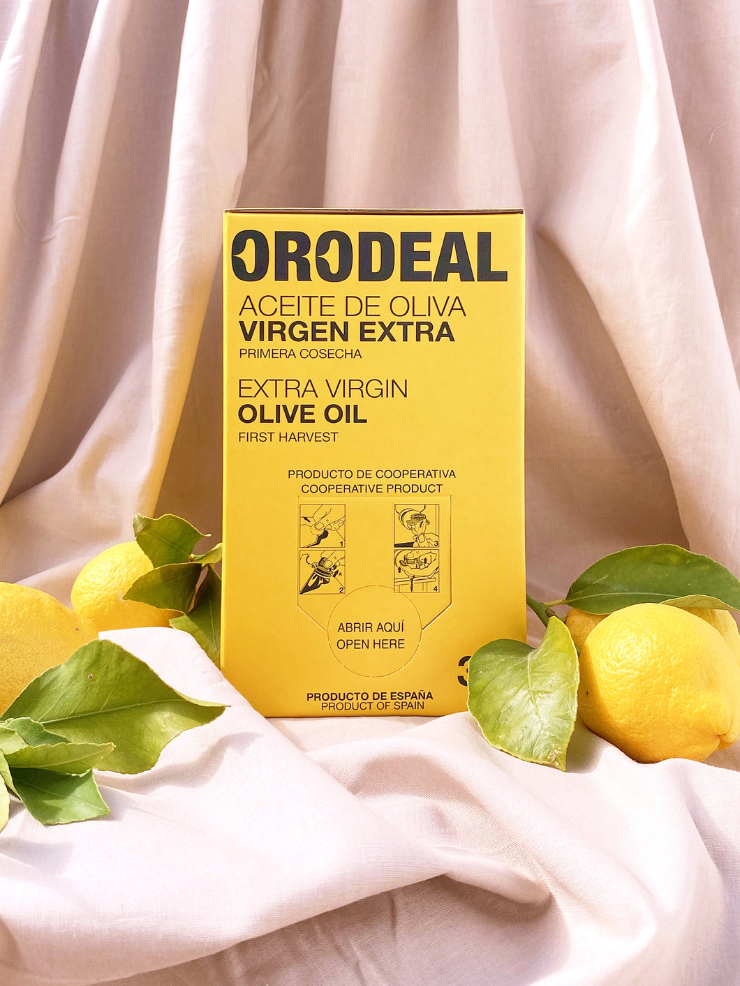 Orodeal Premium Bag In Box 3L