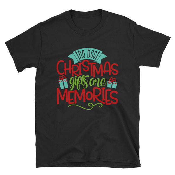 The Best Christmas Gifts Short-Sleeve Unisex T-Shirt - Dynamic Clothing Box