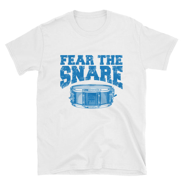 Fear The Snare Short-Sleeve Unisex T-Shirt - Dynamic Clothing Box