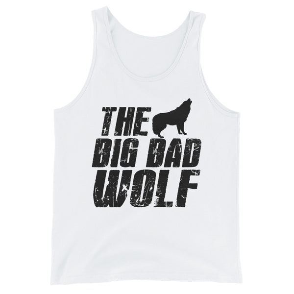 The Big Bad Wolf Tank Top