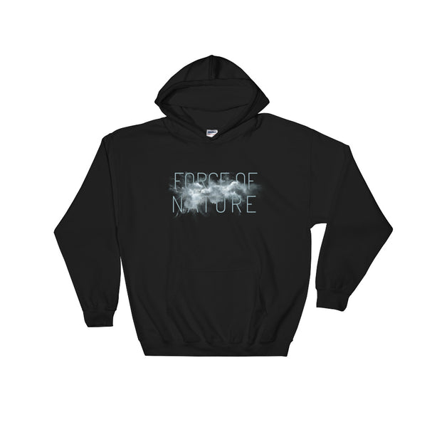 Force Of Nature Unisex Hooded Sweatshirt - Dynamic Clothing Box