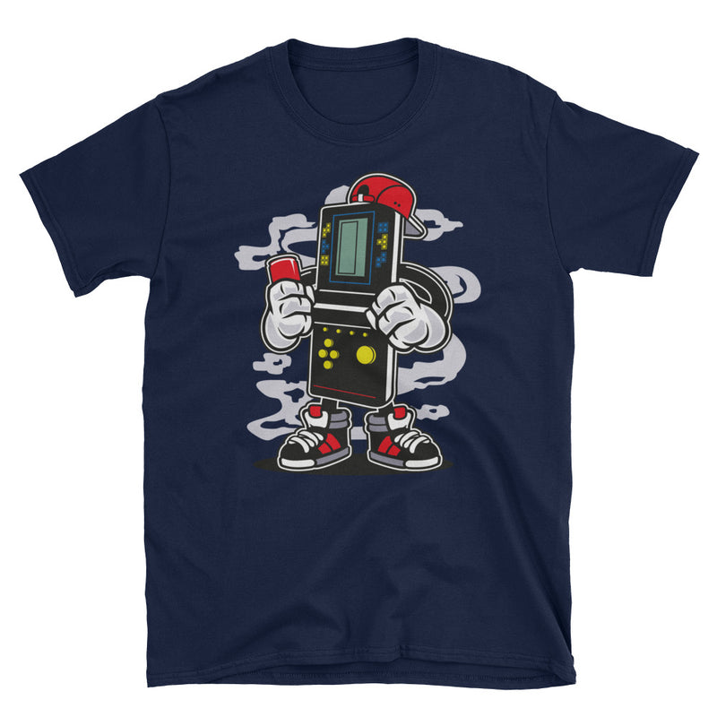 Brick Gamers Short-Sleeve Unisex T-Shirt - Dynamic Clothing Box