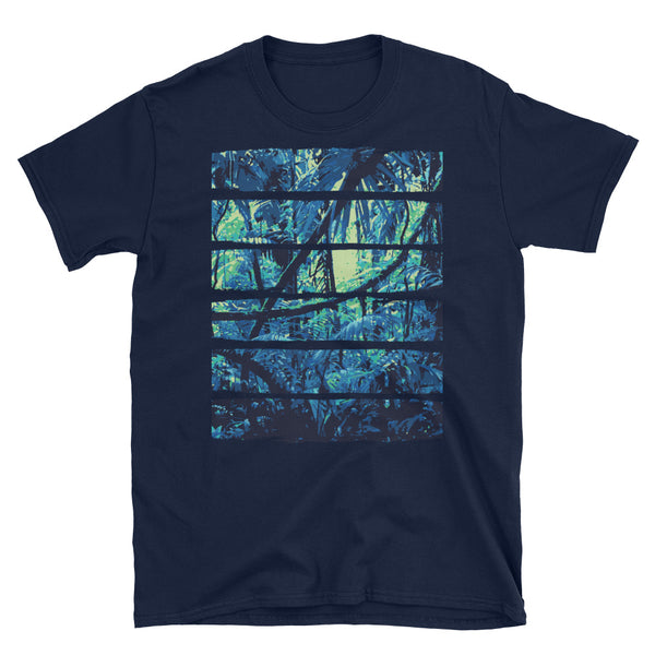 Rainforest Short-Sleeve Unisex T-Shirt - Dynamic Clothing Box