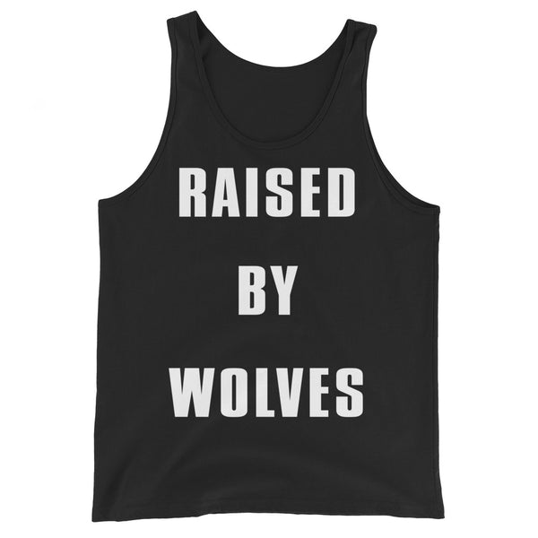 Raised By Wolves Tank Top